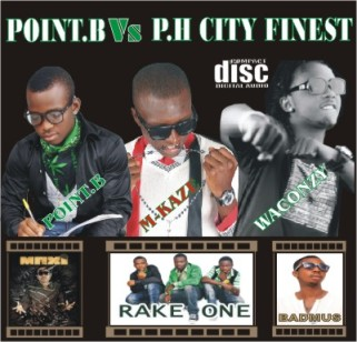 POINT.B VS PHCITY FINEST