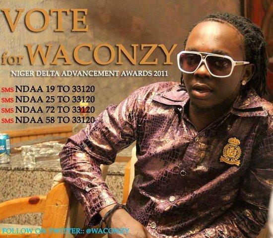Waconzy Niger Delta Advancement Awards 2011